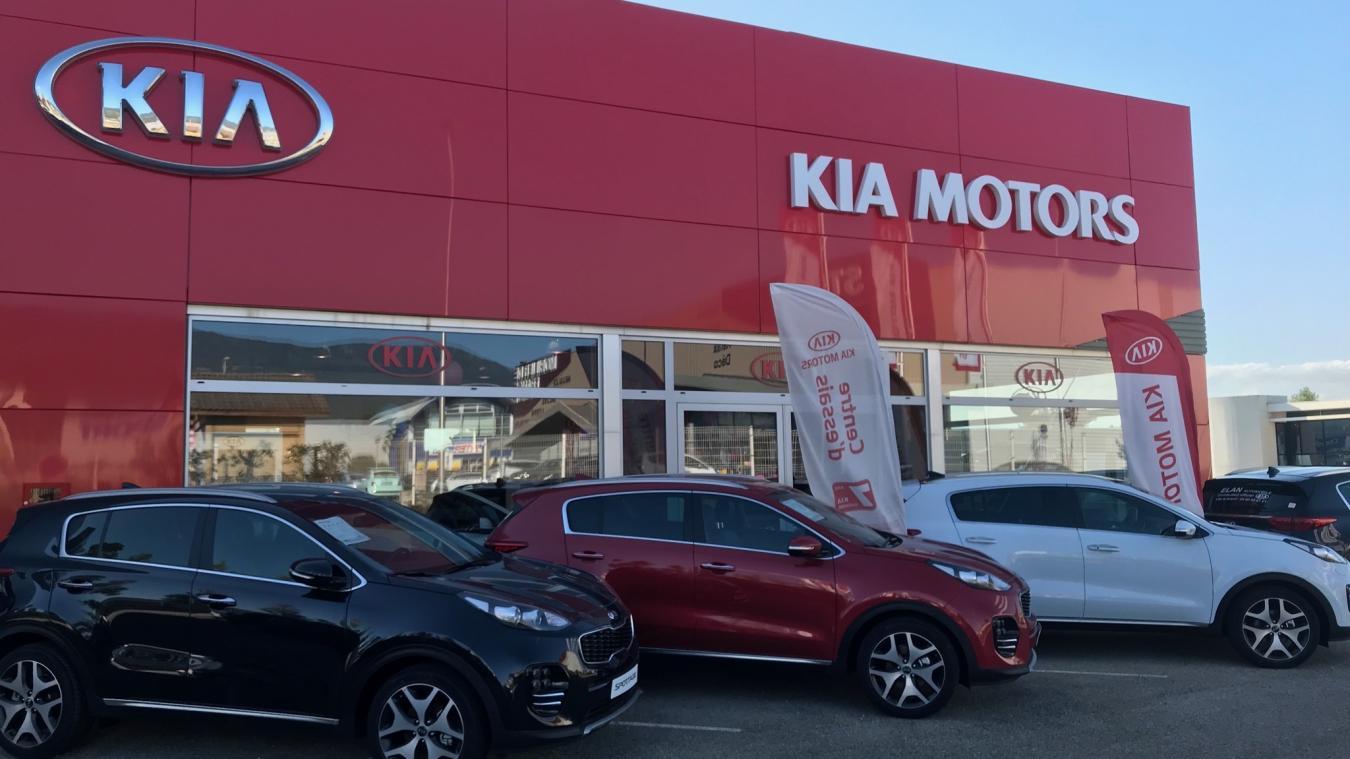 Faites un pas vers l'avenir, avec la gamme hybride de Kia