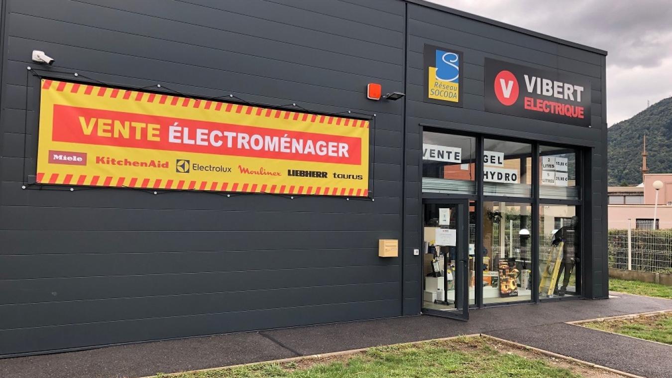 Vibert Electrique : le conseiller en électroménager et matériel électrique à Albertville