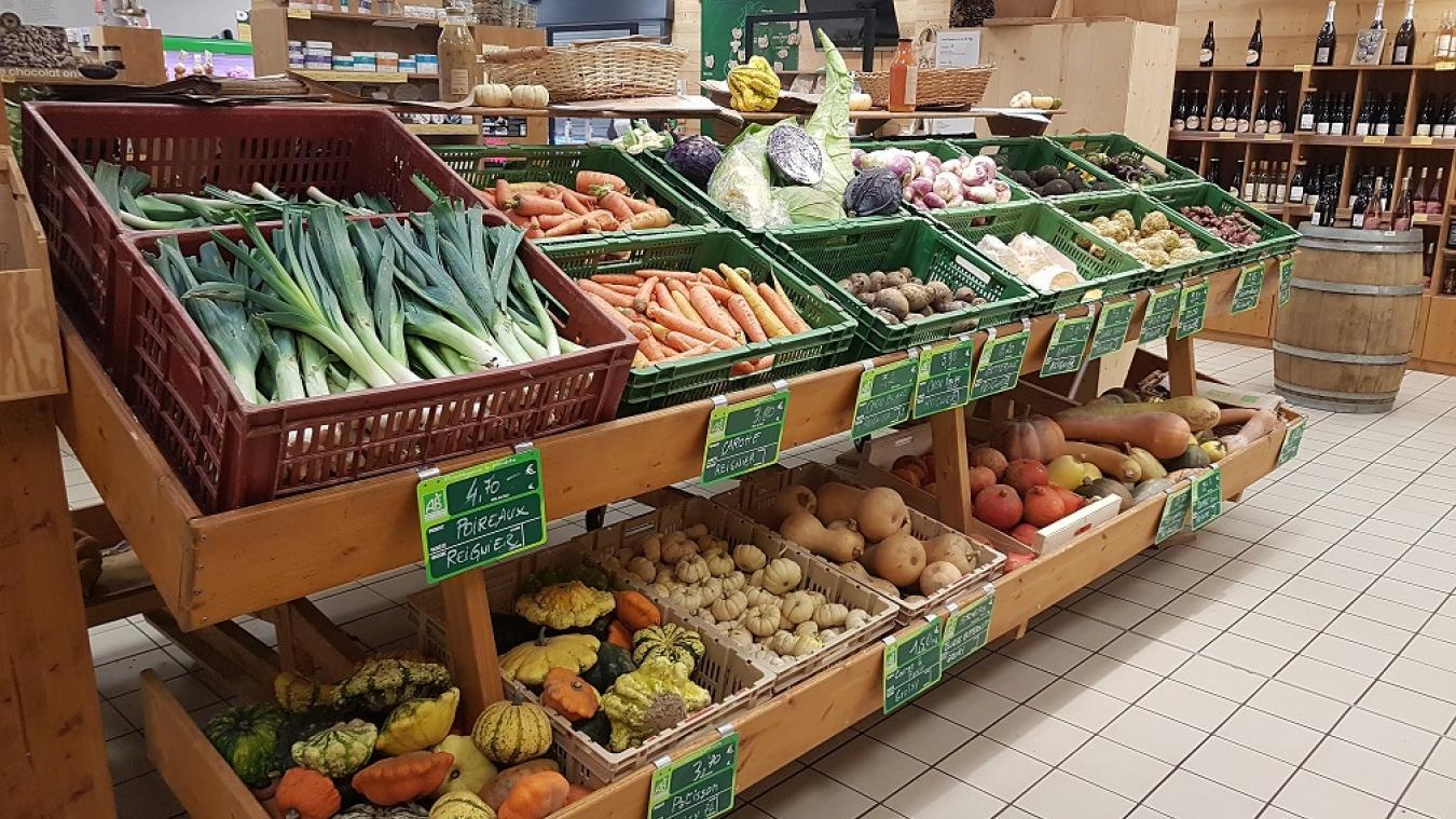 Ô Champs Paysans : des produits locaux et de qualité en circuit court