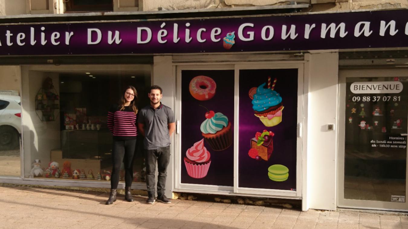 Latelier Du Délice Gourmand Le Nouveau Salon De Thé D