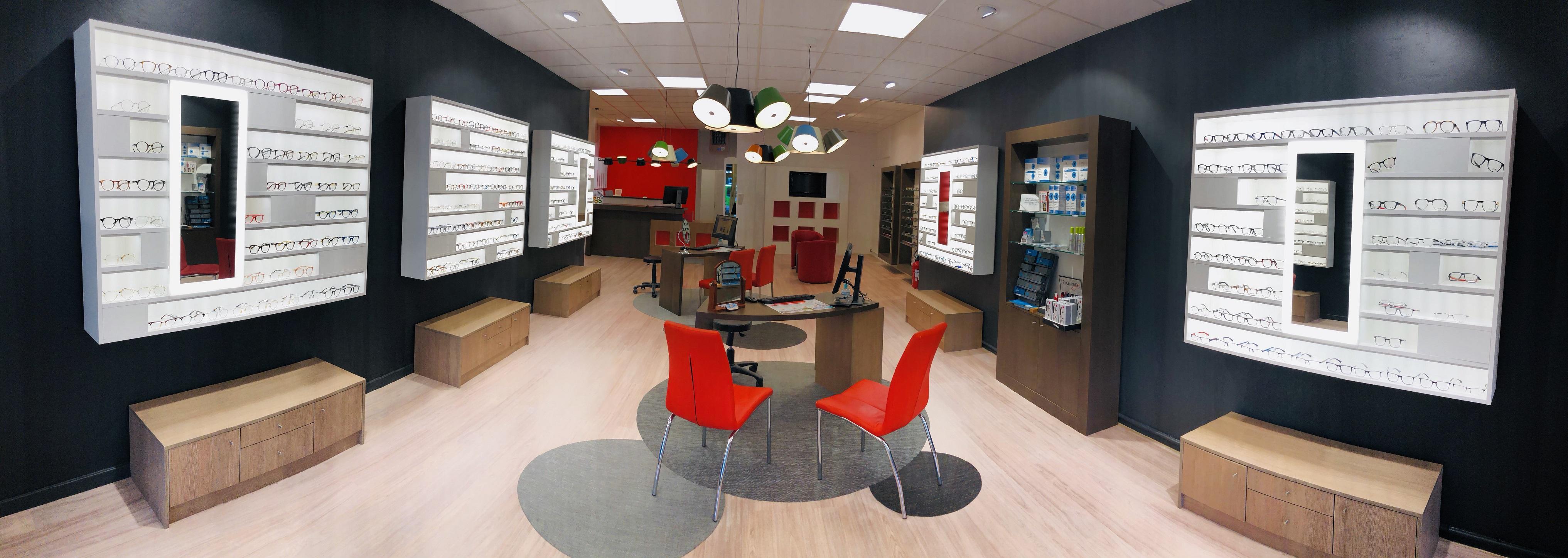 La Roche Optique : modernité et professionnalisme au service de toutes les vues