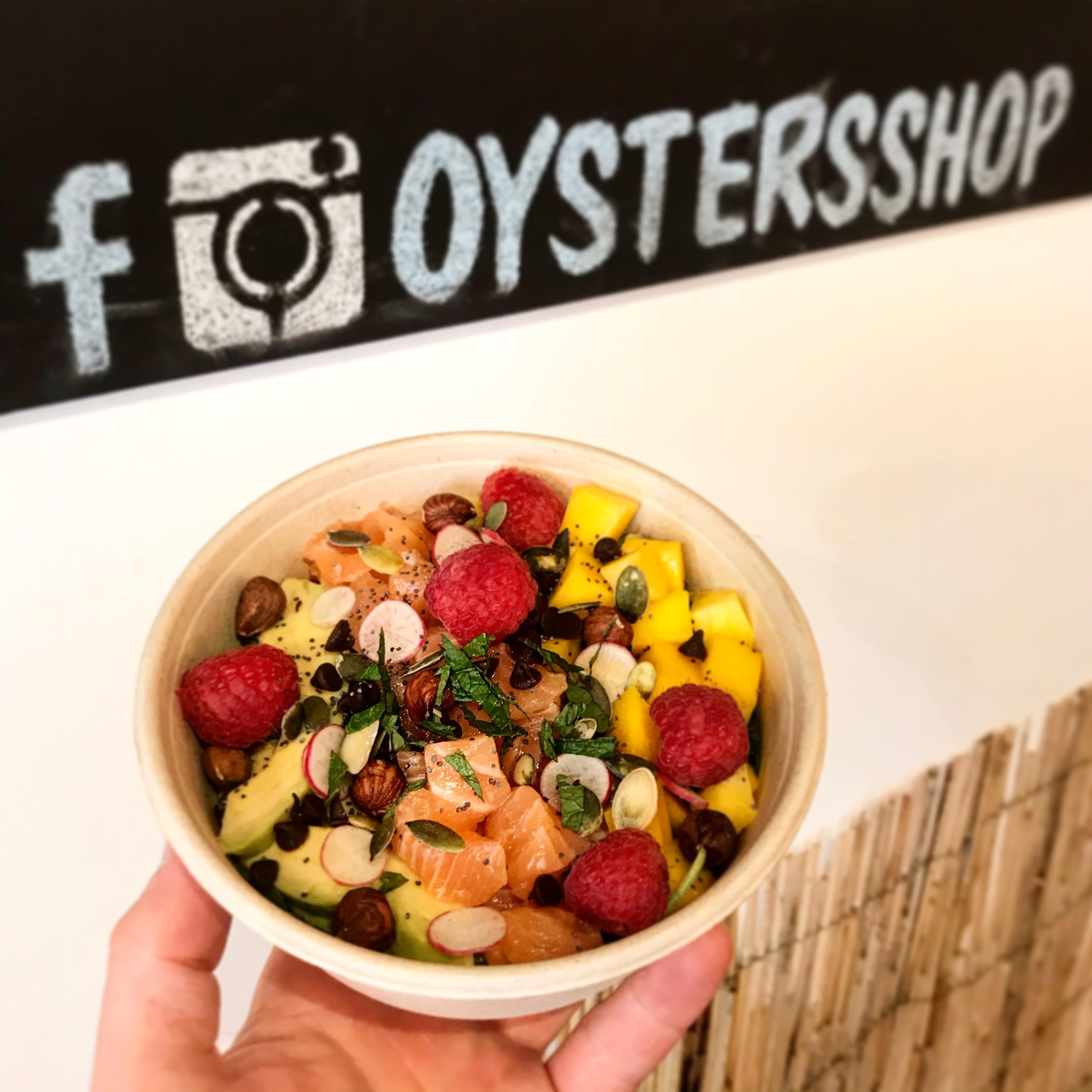Oysters shop : la cabane à huitres urbaine !