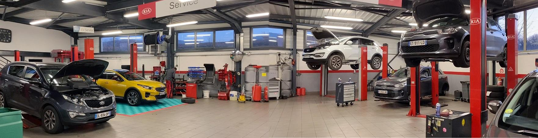 Jacquet Automobiles - Garage Kia, l'ultime concessionnaire chablaisien continue son ascension