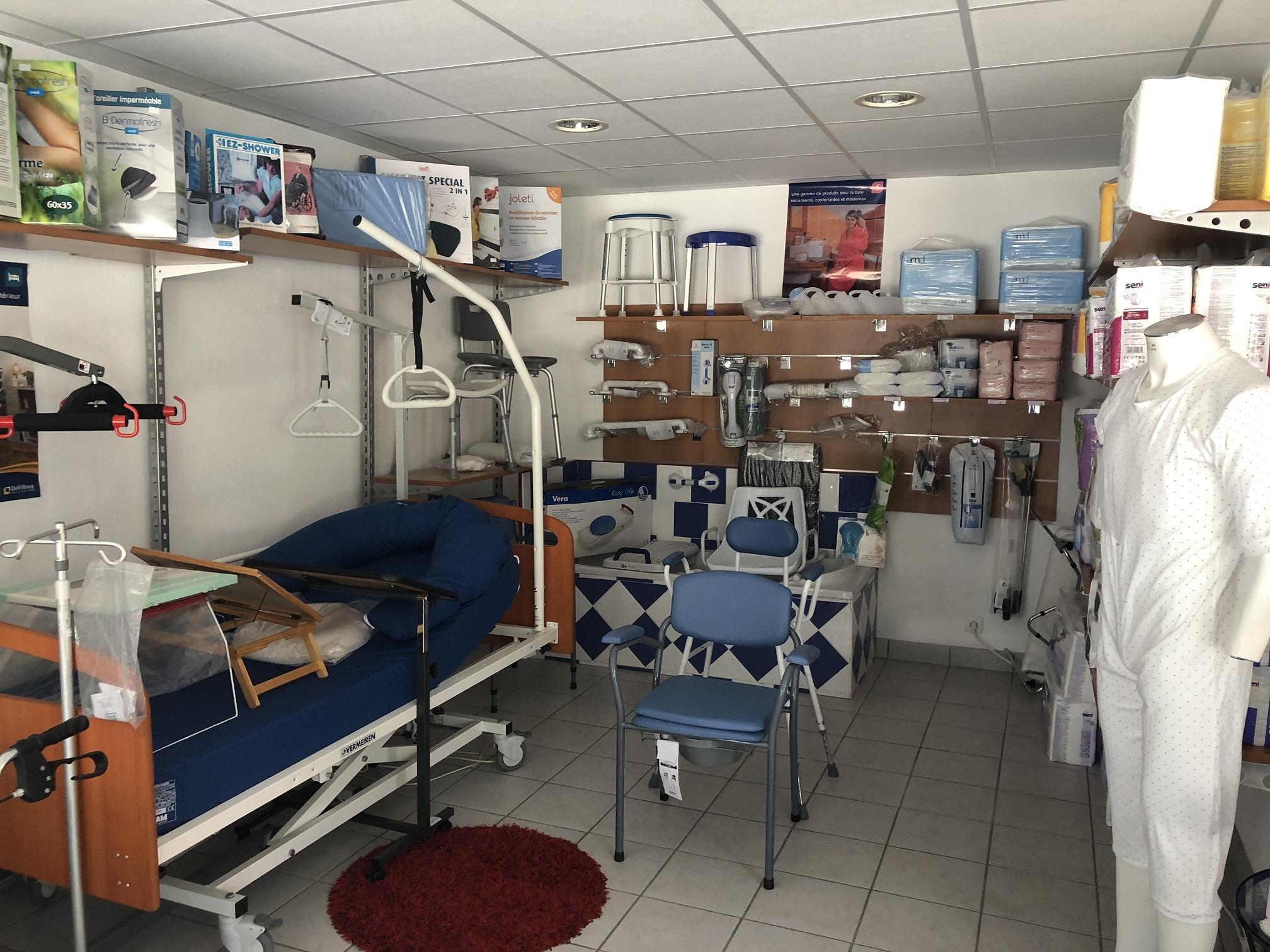 Albertville : Parten'R Santé, l'expert en location de matériel médical