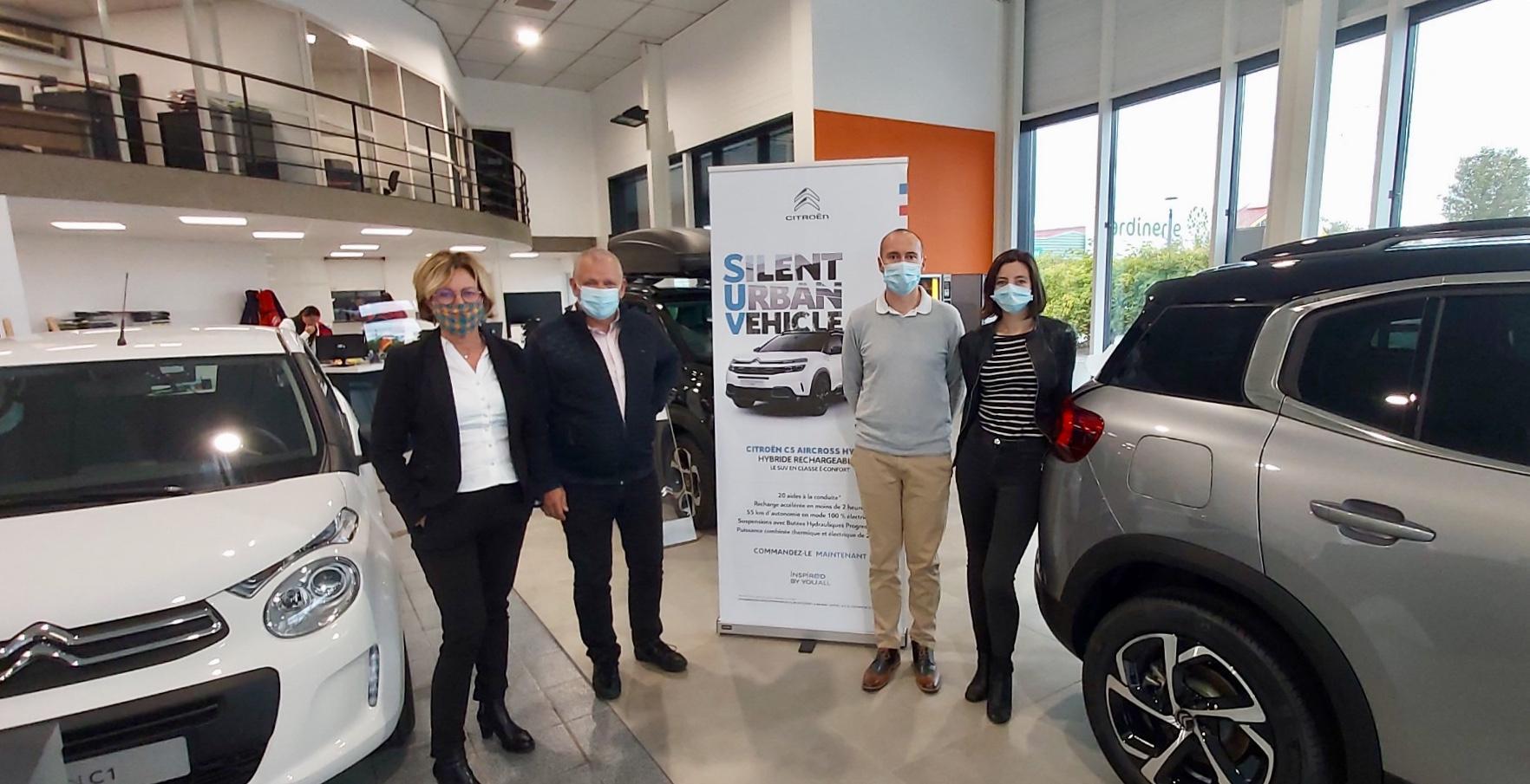 Venez découvrir les modèles électriques et hybrides dans la nouvelle concession bi-marque Citroën/Opel de Thonon
