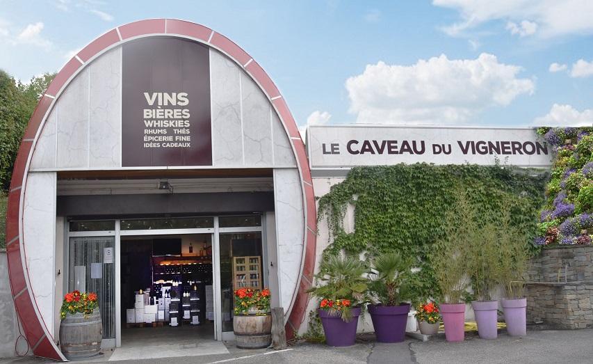 Caviste à Saint Félix : Le caveau du vigneron
