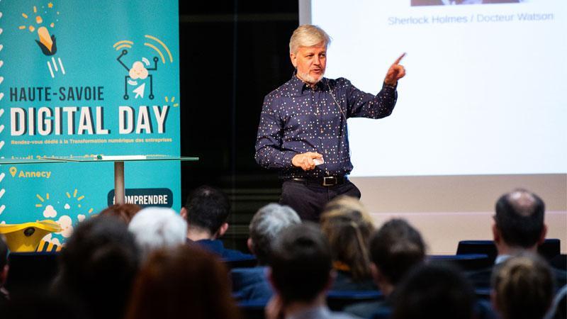 Haute-Savoie Digital Day accompagne toutes les entreprises dans leur transition digitale