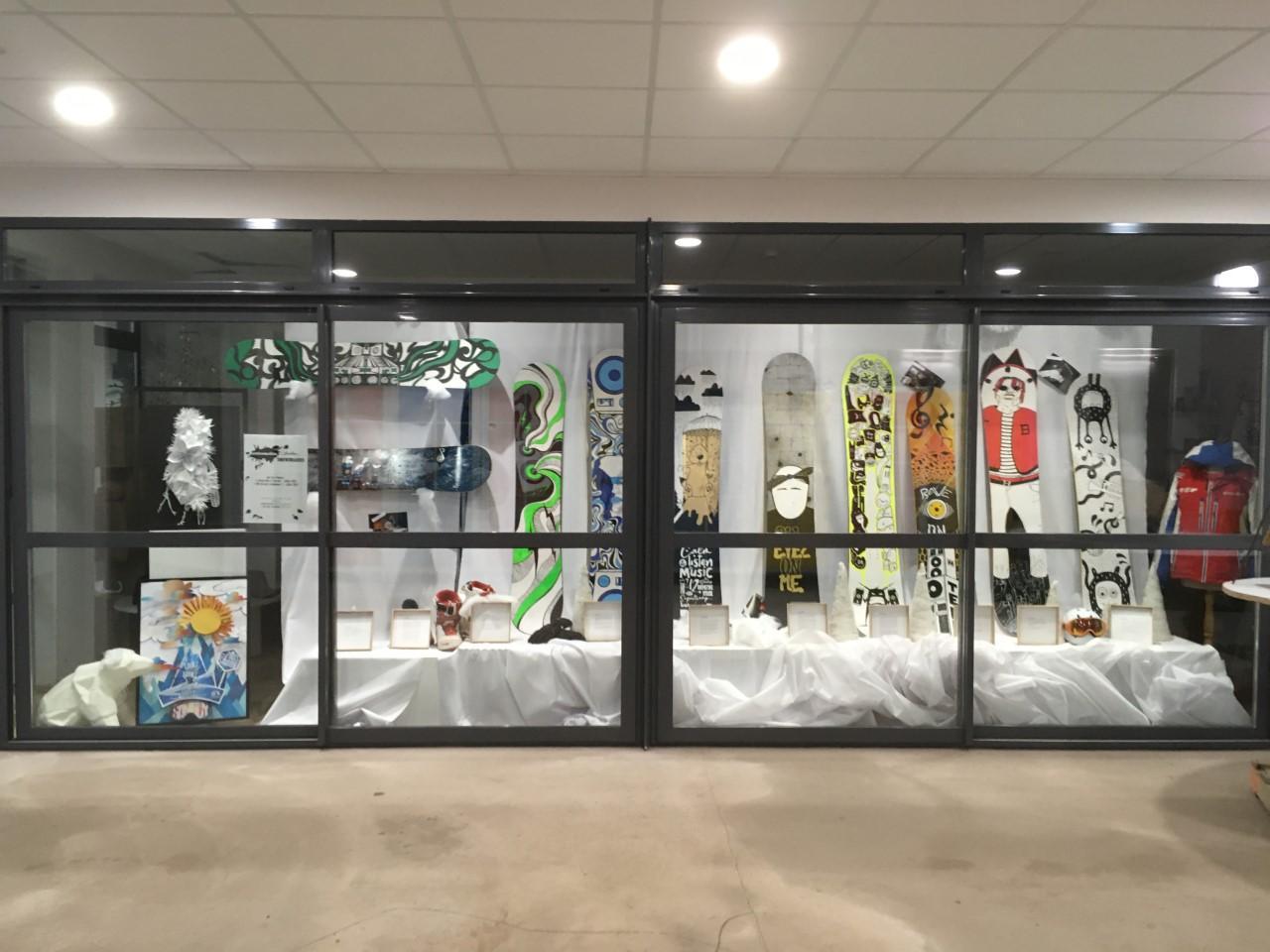 Focus sur les arts & design au lycée professionnel La Fontaine de Faverges