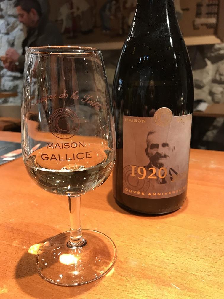 Vin du 100e anniversaire de la maison Gallice ©AgenceTexto - L'abus d'alcool est dangereux pour la santé
