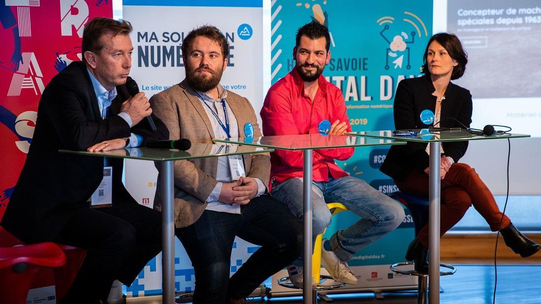 Trois bonnes raisons de participer à Haute-Savoie Digital Day