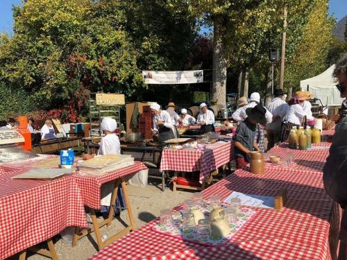 Annecy-le-Vieux : les traditions en fête lors de l'Ancileviennerie - lepaysgessien.fr