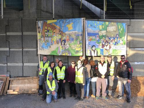 Arrondissement d'Albertville : les Gilets jaunes rêvent encore d'un autre monde - Le Messager