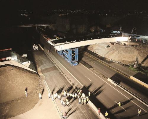 Bonneville : fermeture de l'A40 les nuits des 4 et 5 décembre