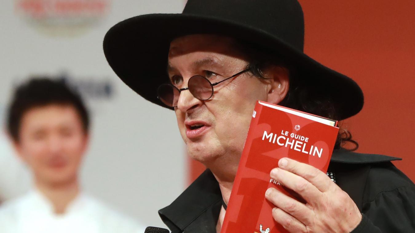 Marc Veyrat attaque le guide Michelin en justice