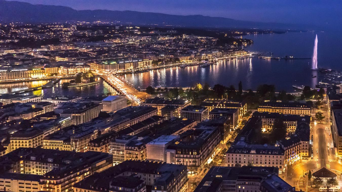 La ville de Genève sera plongée dans le noir le temps d'une nuit.