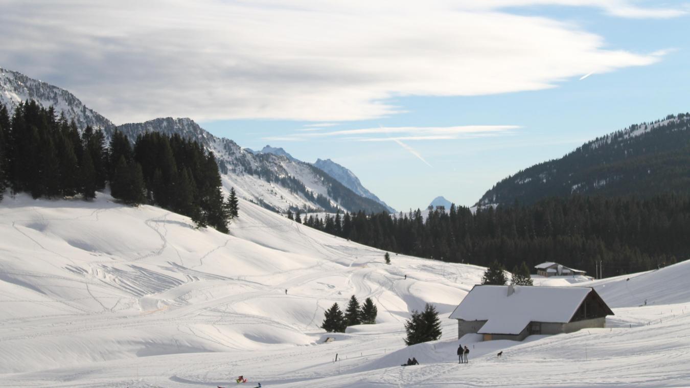 Dès l'hiver prochain, la desserte en bus du plateau des Glières va être doublée.
