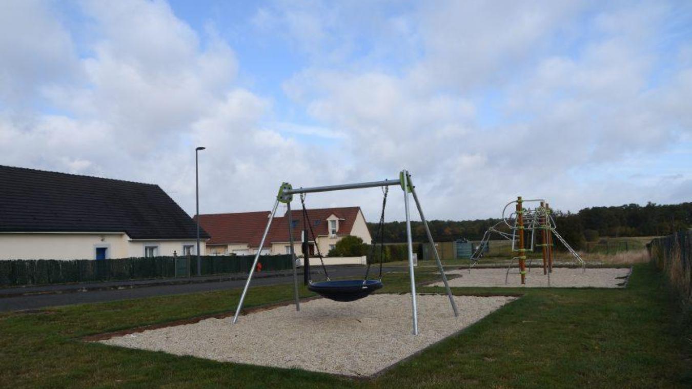 Dans la Sarthe, une commune a été contrainte d'enlever l'aire de jeux située dans un lotissement à la suite d'une plainte déposée au tribunal par des riverains. © L'Orne hebdo