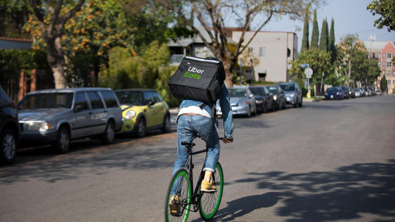 Thonon : Uber Eats arrive dès le jeudi 3 octobre