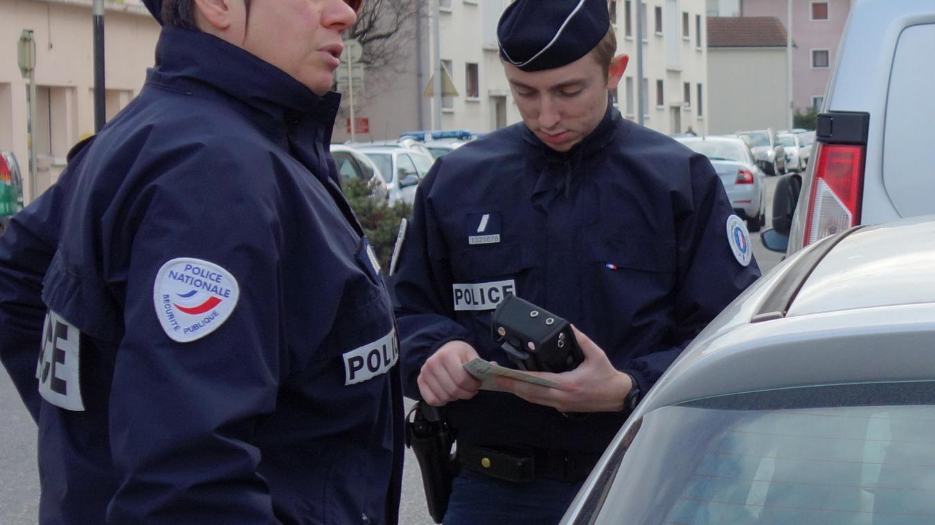 Annecy: la police arrête un champion du monde des infractions au volant
