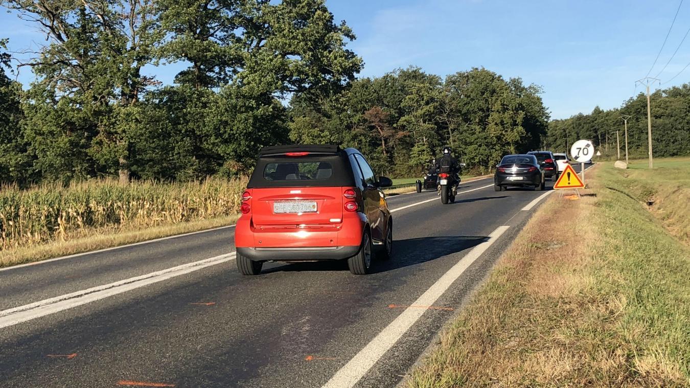 Deux cyclistes morts à Chens: alcool et vitesse en cause dans l'accident