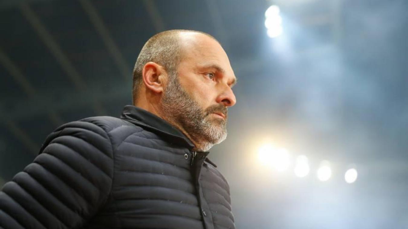 Le stade Malherbe de Caen a confirmé mardi 1er octobre la nomitation de Pascal Dupraz au poste d'entraîneur de l'équipe normande. ©SMC