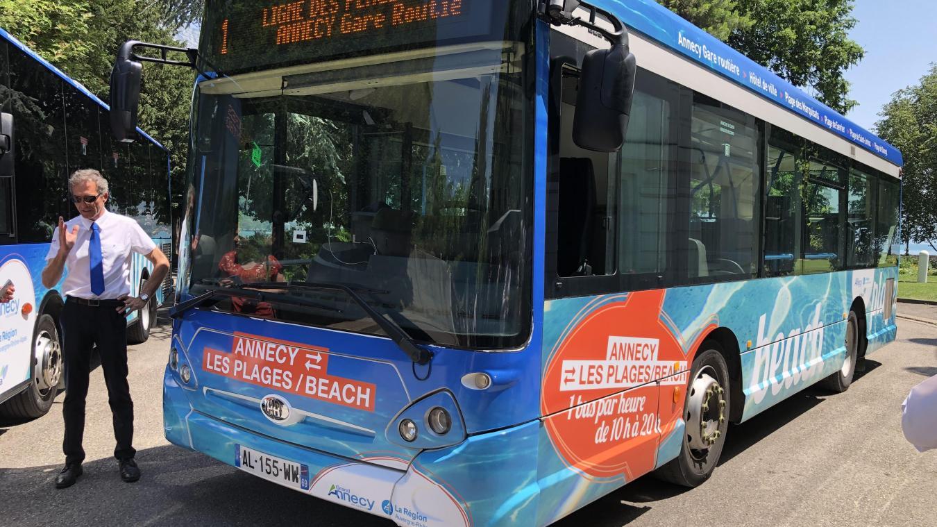 Près de 40 000 personnes ont emprunté les bus des plages cet été.