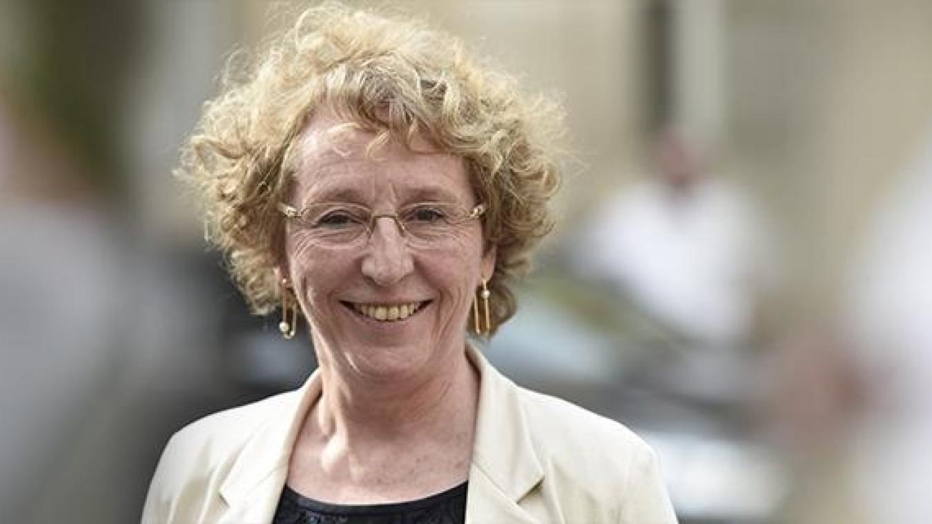 Muriel Pénicaud, la ministre du travail, sera à Annecy ce jeudi 3 octobre.
