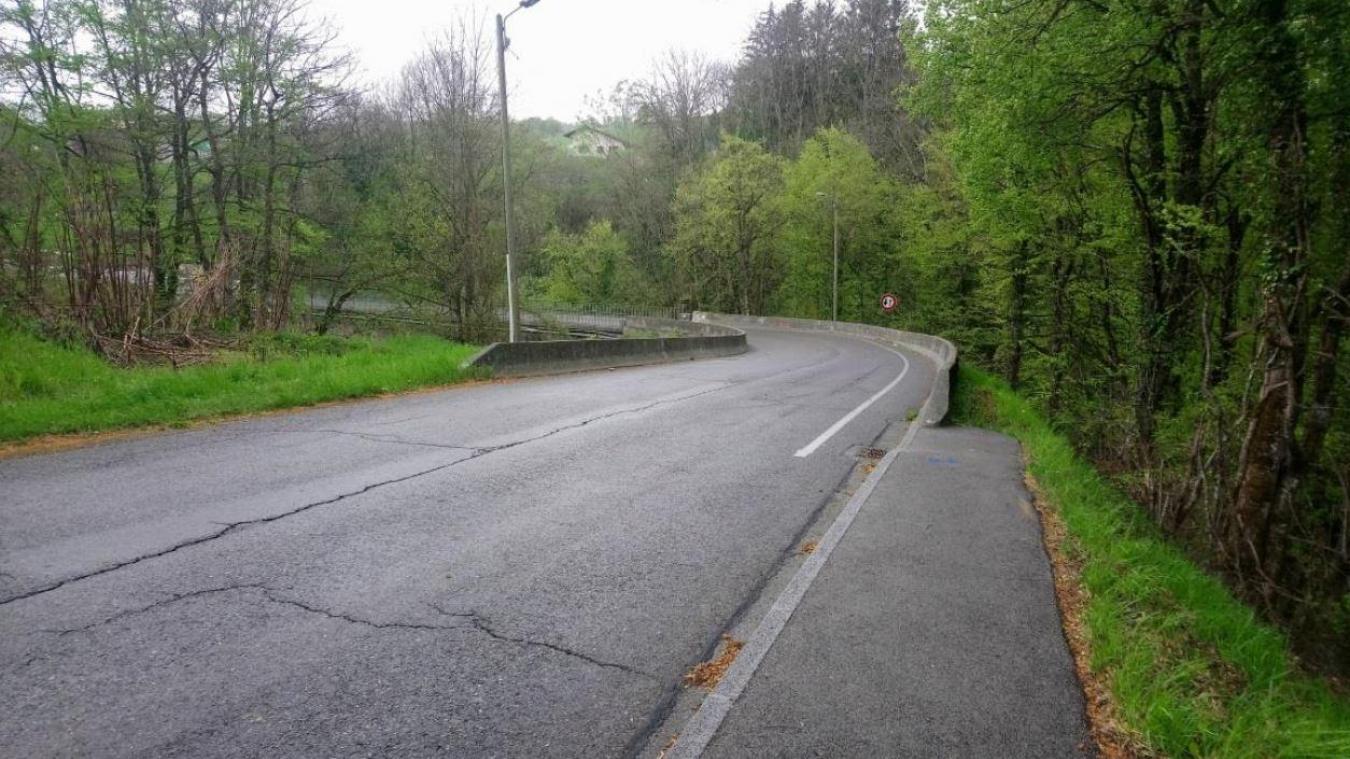 Du 10 au 31 octobre, le pont du Méran, à Reignier-Esery, va faire l'objet de travaux menés et financés par le Département de la Haute-Savoie.