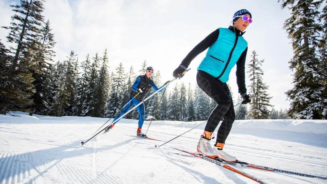 Les Saisies,hôtes des Mondiaux Masters de ski de fond 2022