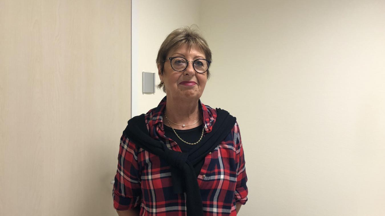 Jacqueline Menu en est à son troisième mandat et a suivi les différentes évolutions de la fourrière.