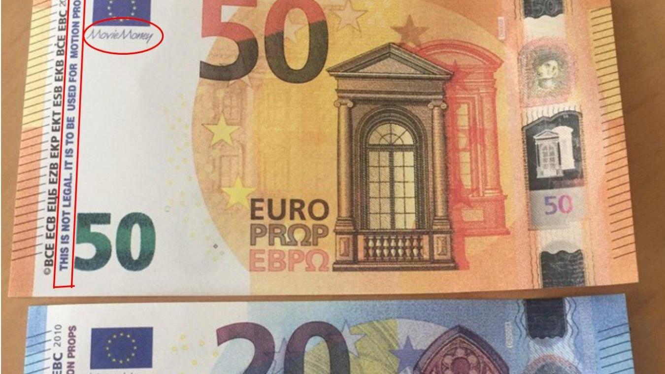 La movie money, c'est tout simplement l'argent utilisé lors des tournages de films.