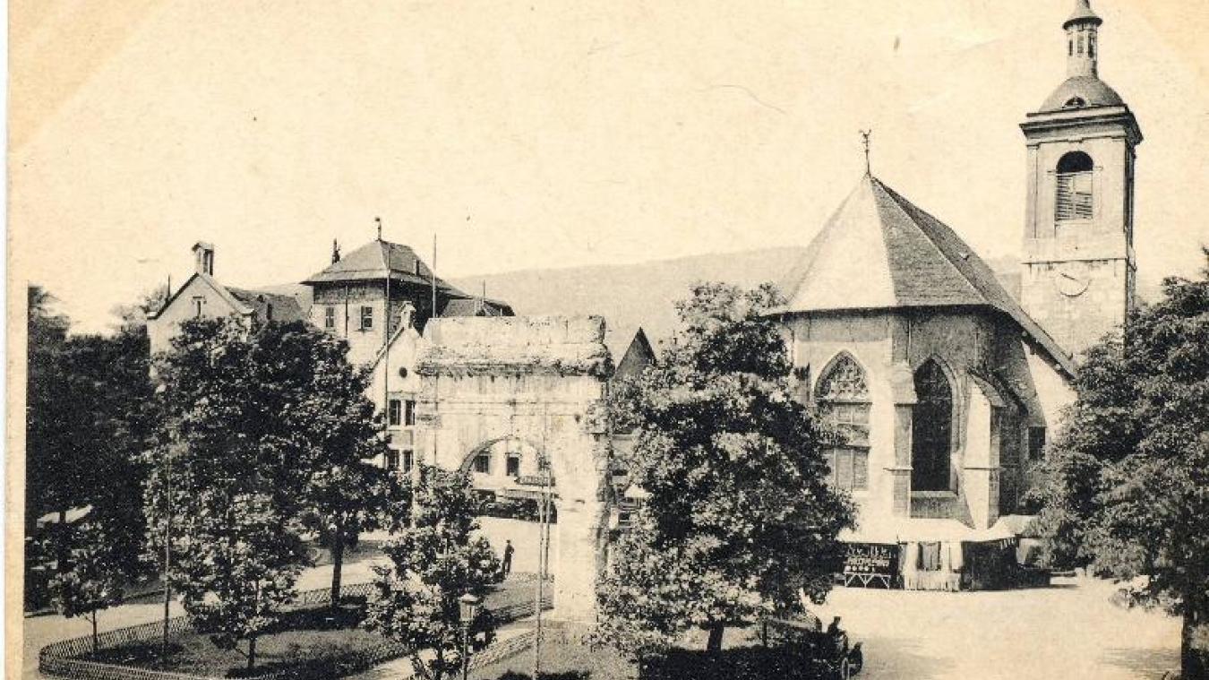 La place Maurice-Mollard (fin XIXe) et la destruction de l'Eden.