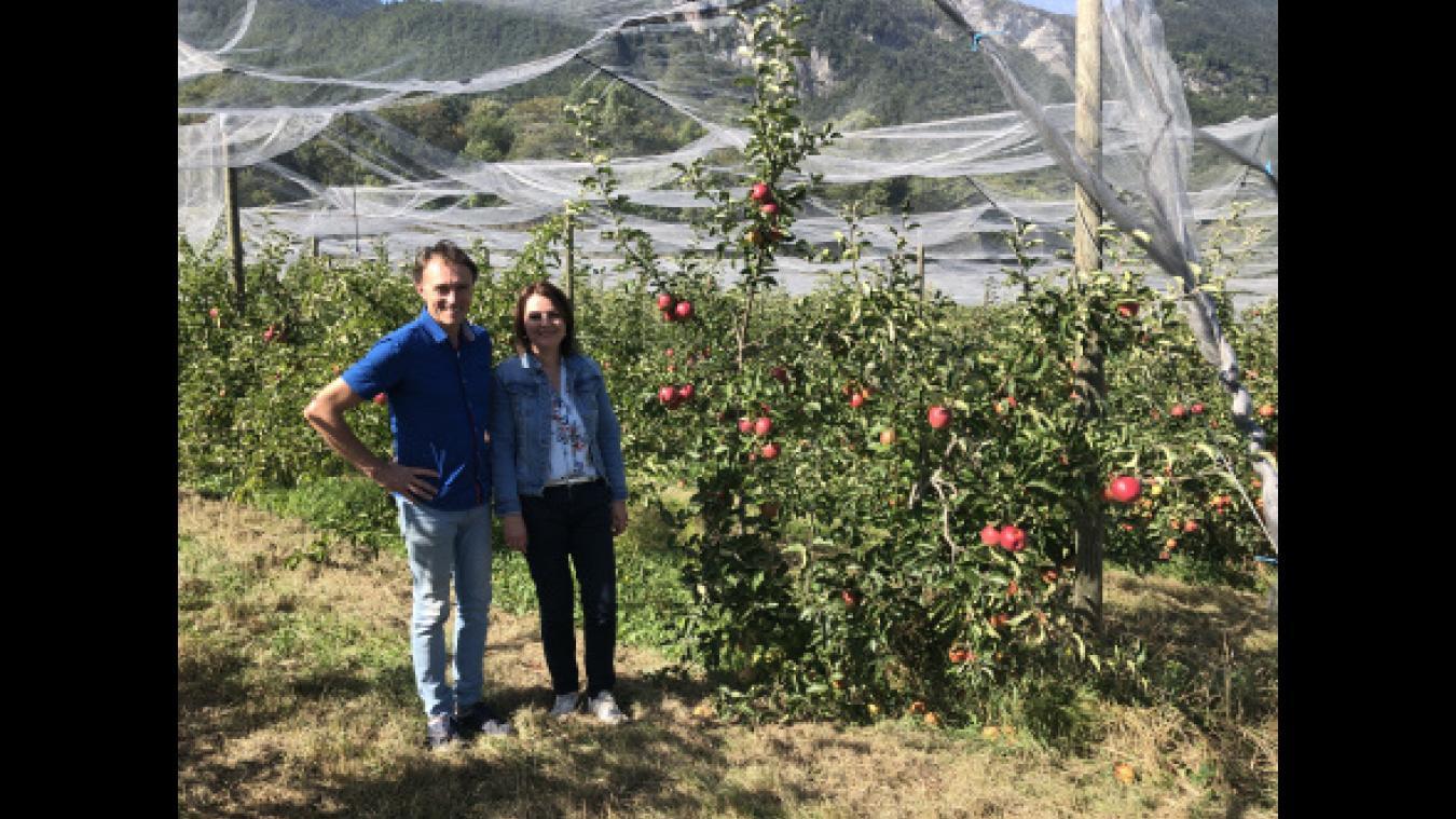 La ferme du Coteau ouvre ses portes au public les 18,19 et 20 octobre à Tournon