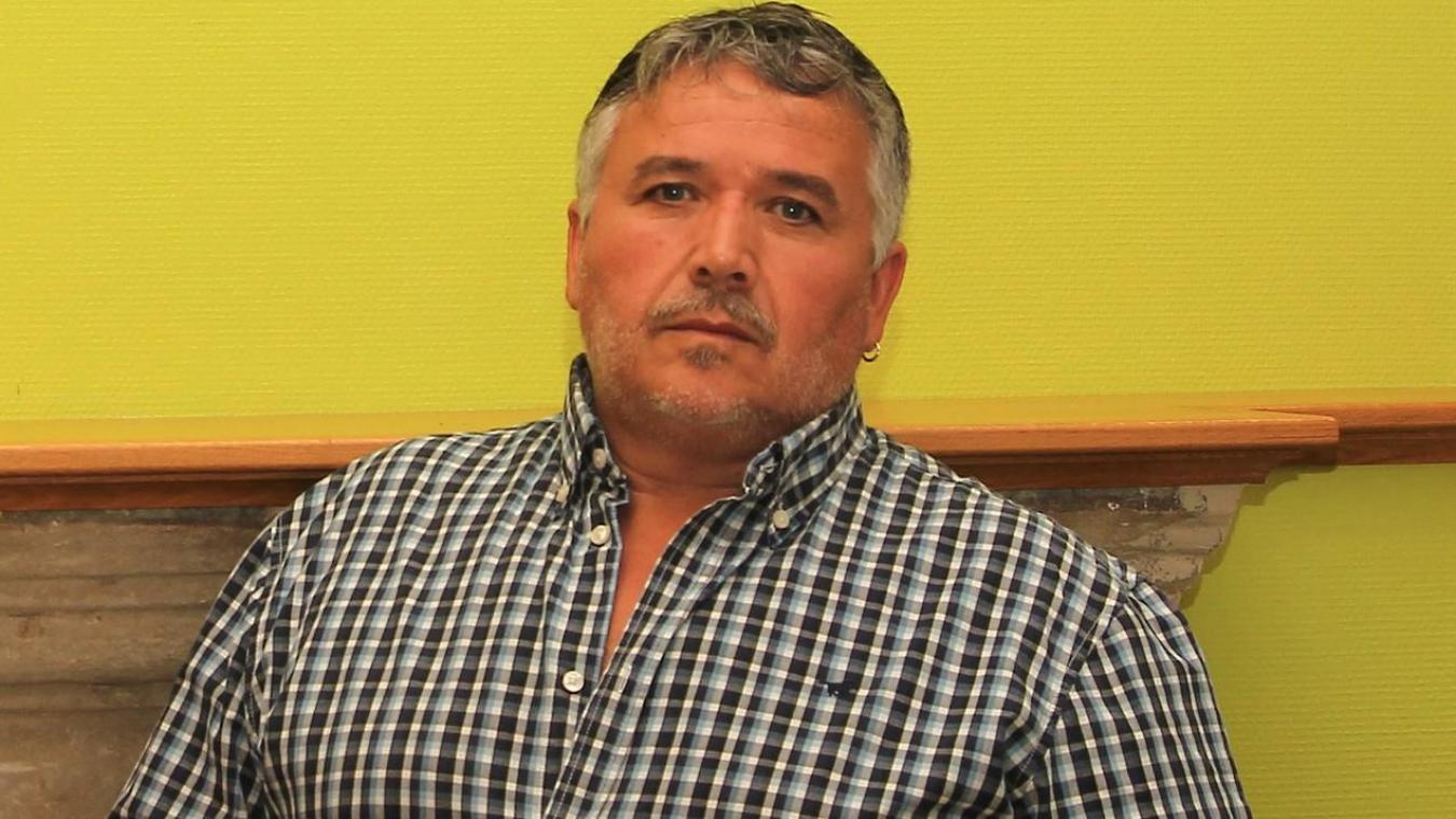 Julian Martinez a rédigé un communiqué actant l'abandon du projet d'usine de méthanisation à Copponex.