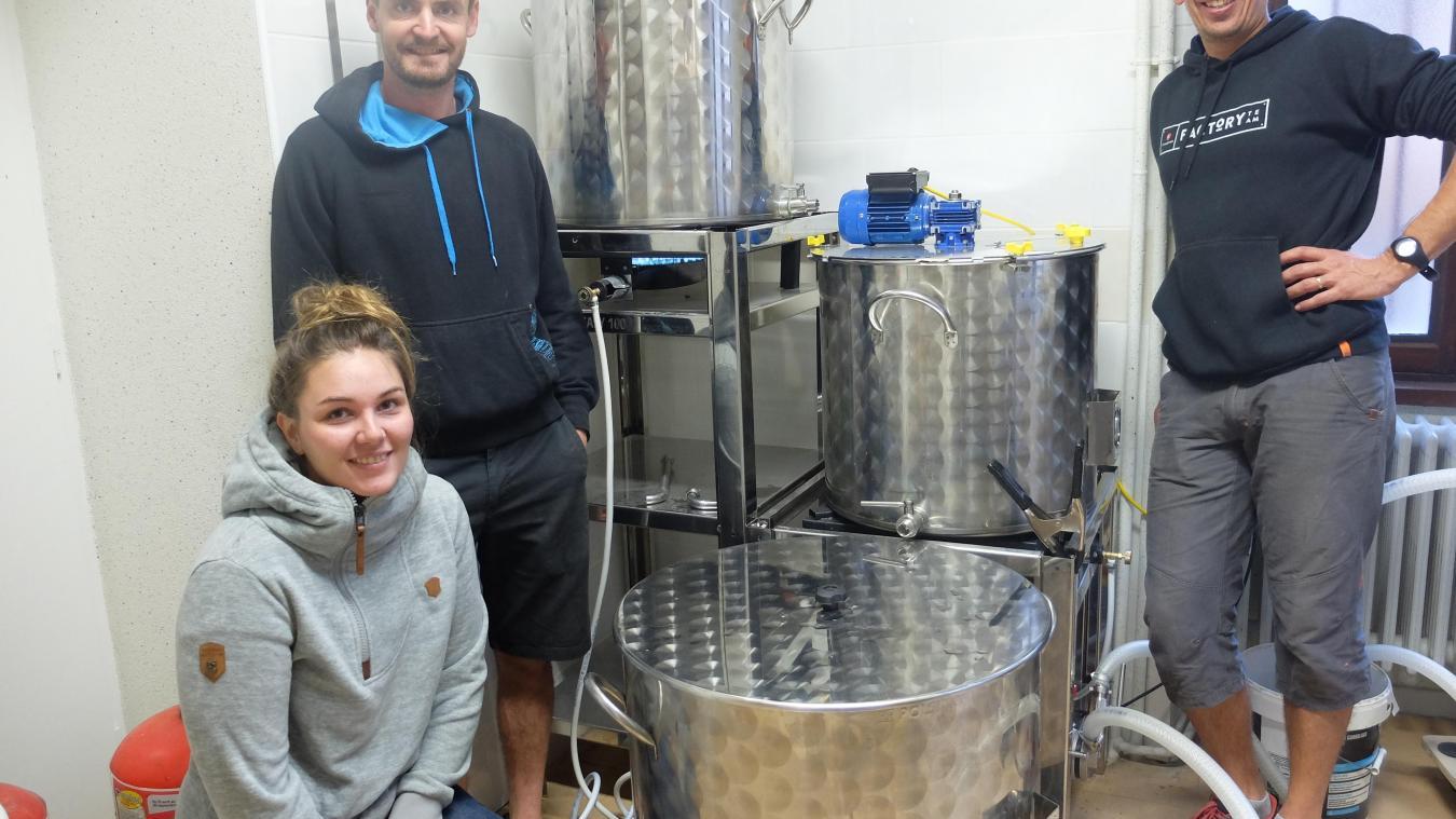 Arêches: Birra Menta, la nouvelle bièremade in Beaufortain