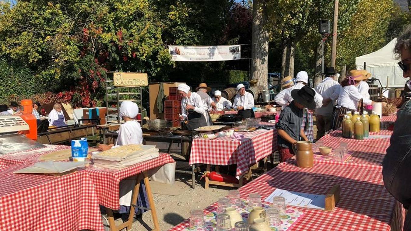 Annecy-le-Vieux : les traditions en fête lors de l'Ancileviennerie