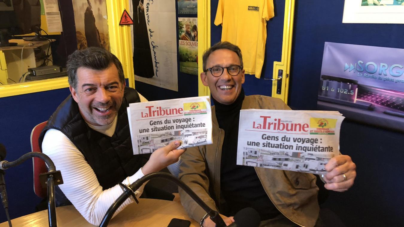 Léaz : l'émission tournée chez nous avec Stéphane Plaza et Julien Courbet enfin diffusée !