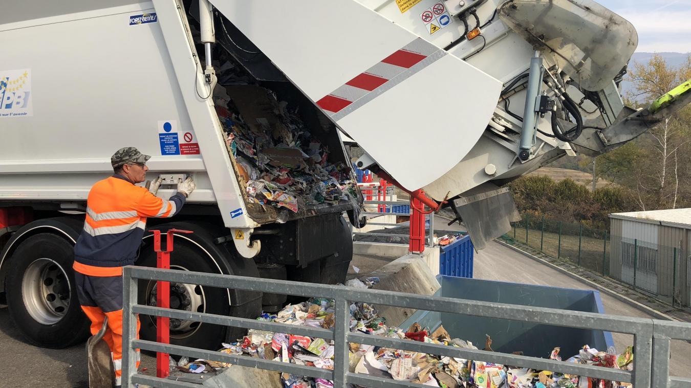 Le pays bellegardien est passé devant le Pays de Gex, en terme de collecte de déchets recyclables, avec 97 kg/an/habitant contre 93.