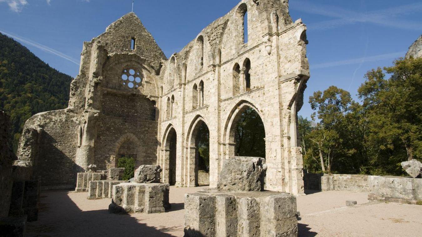 Ce marché monastique est aussi l'occasion, pour ceux qui ne connaissent pas l'abbaye, de découvrir le site.