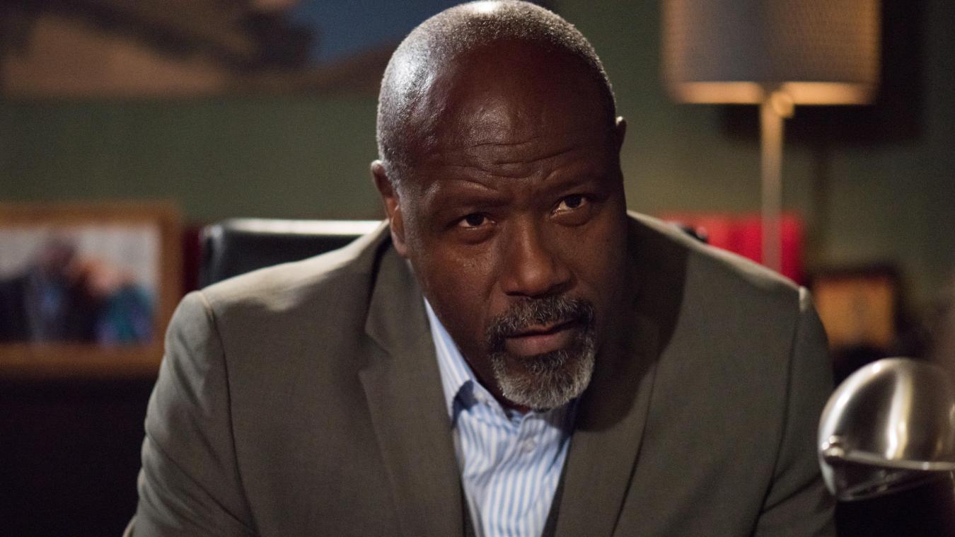 Jean-Michel Martial incarnait le commissaire Lamarck dans la série de TF1 Profilage