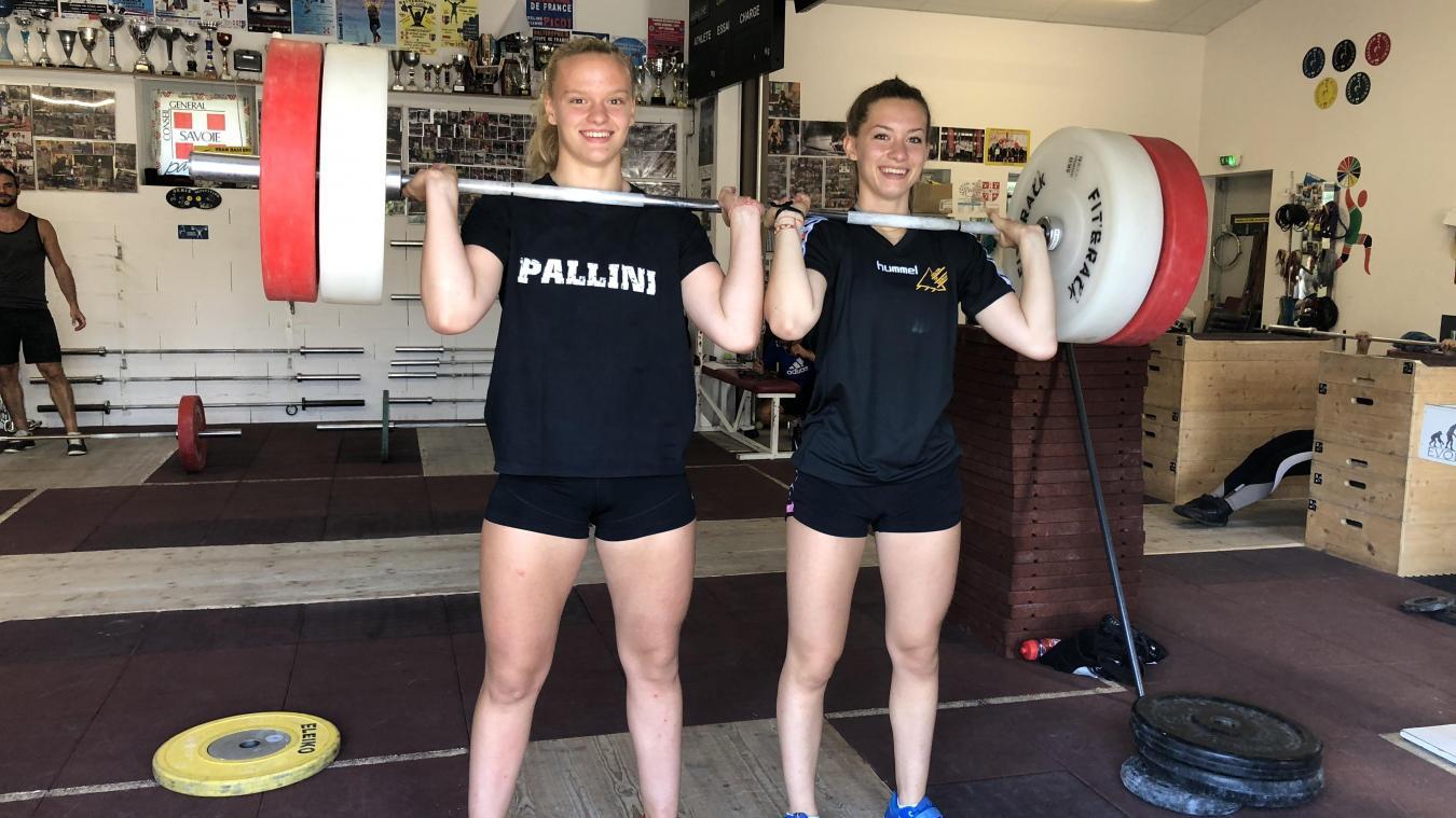 (VIDEO) Bassin chambérien : Zianne et Zéline, les soeurs jumelles en route vers les JO pour « casser la mauvaise image » de l'haltérophilie