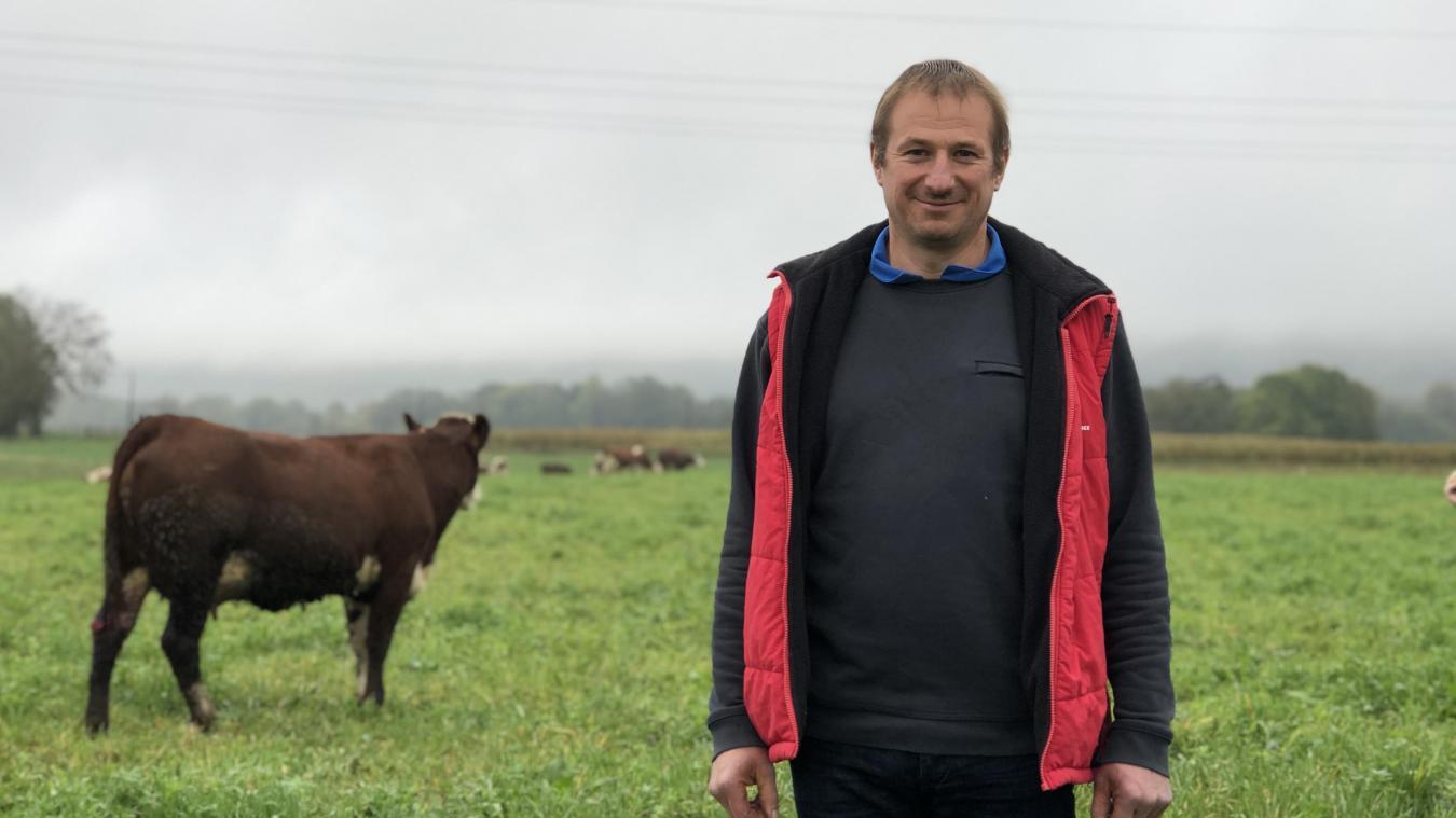 Mardi 22 octobre, Emmanuel Dubouloz a ouvert les portes de son exploitation au public, qui compte plus d'une centaine de bêtes.