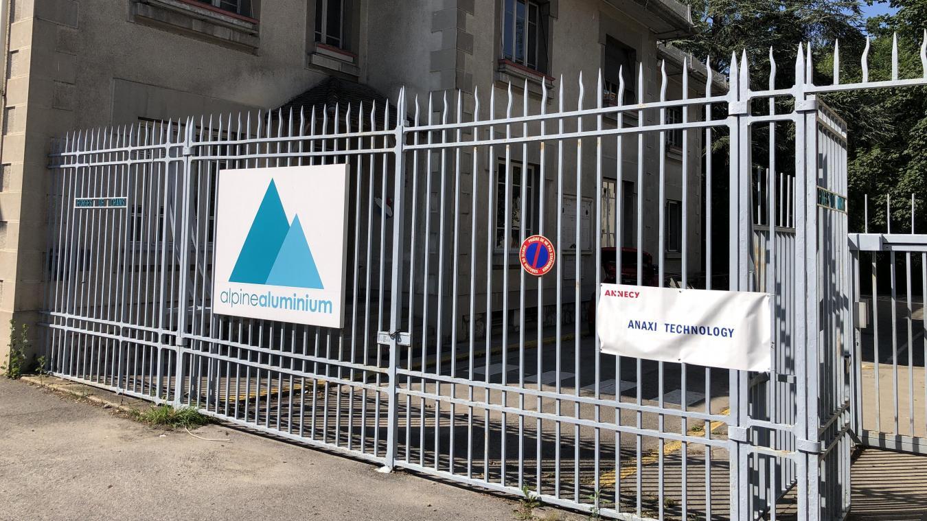 Le foncier de l'entreprise Alpine Aluminium devrait être racheté par le Grand Annecy.