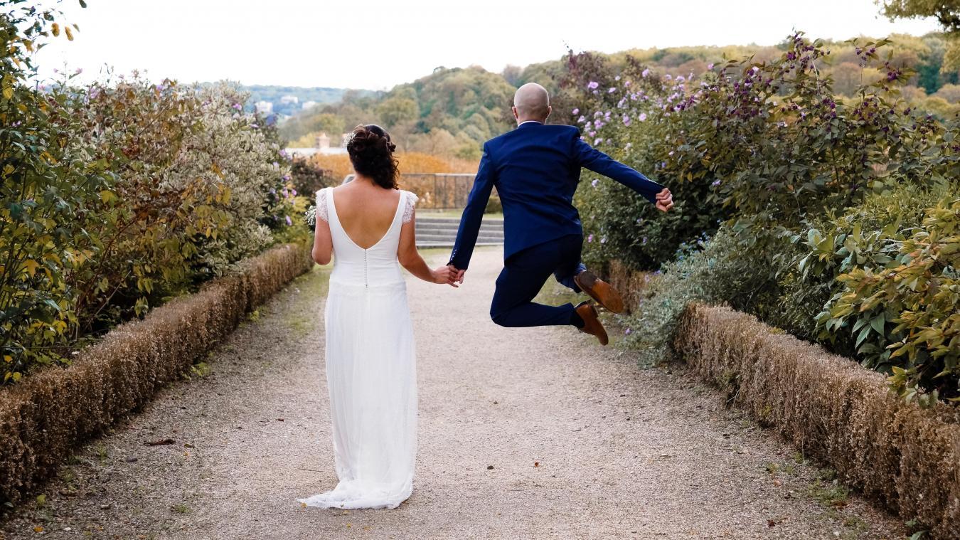 Une vingtaine d'exposants seront présents lors du salon du mariage. © Maud Venel.