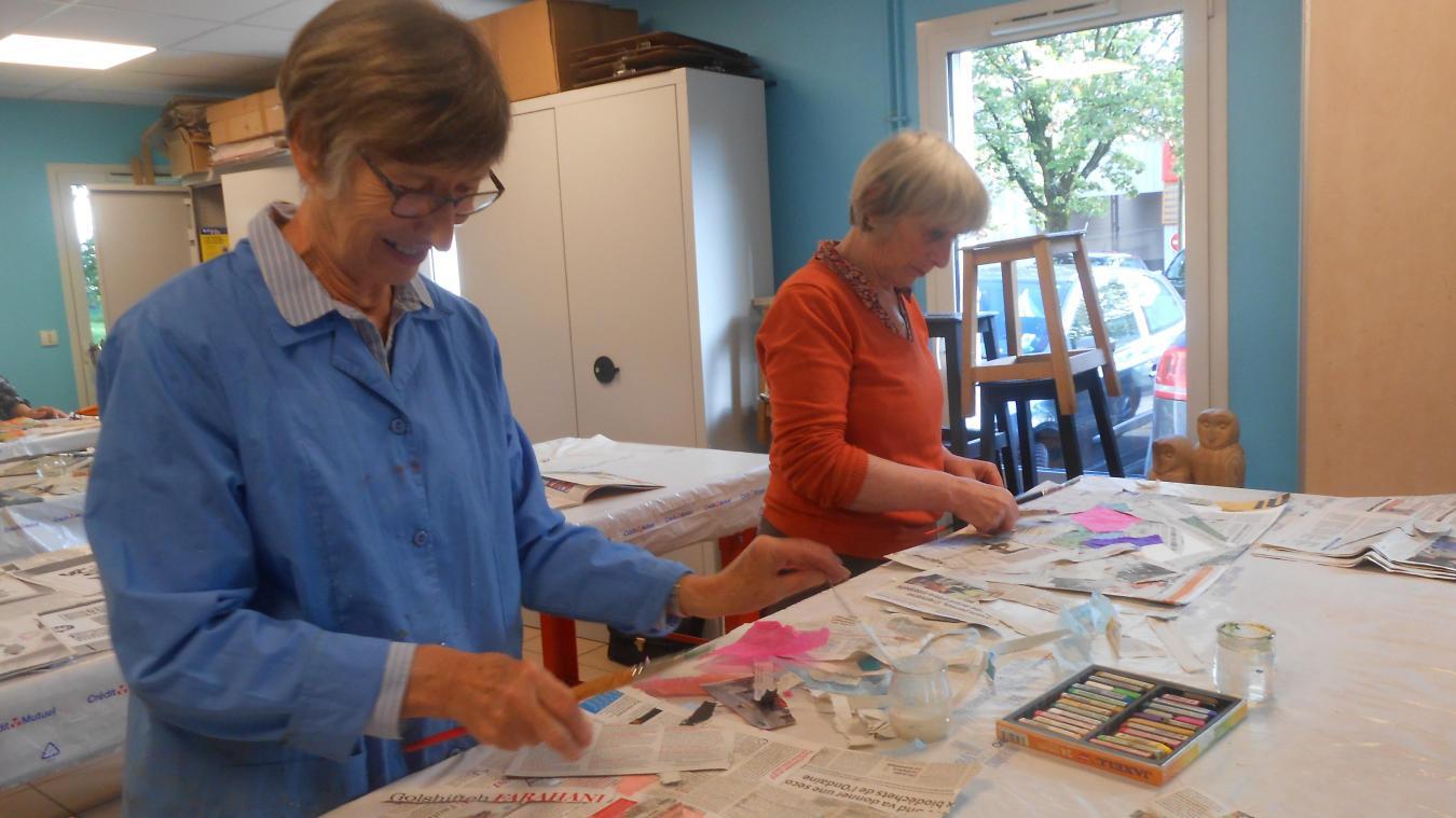 Osez L Art De La Table bellegarde : osez l'atelier d'arts créatifs d'activals! - la