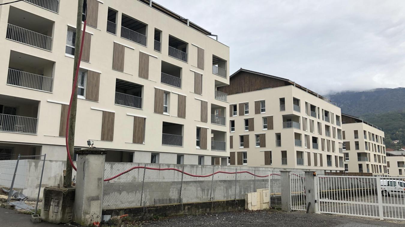 Le programme de la Filature, porté par la Semcoda et sa filiale Apricot pour la commercialisation, comporte 94 logements