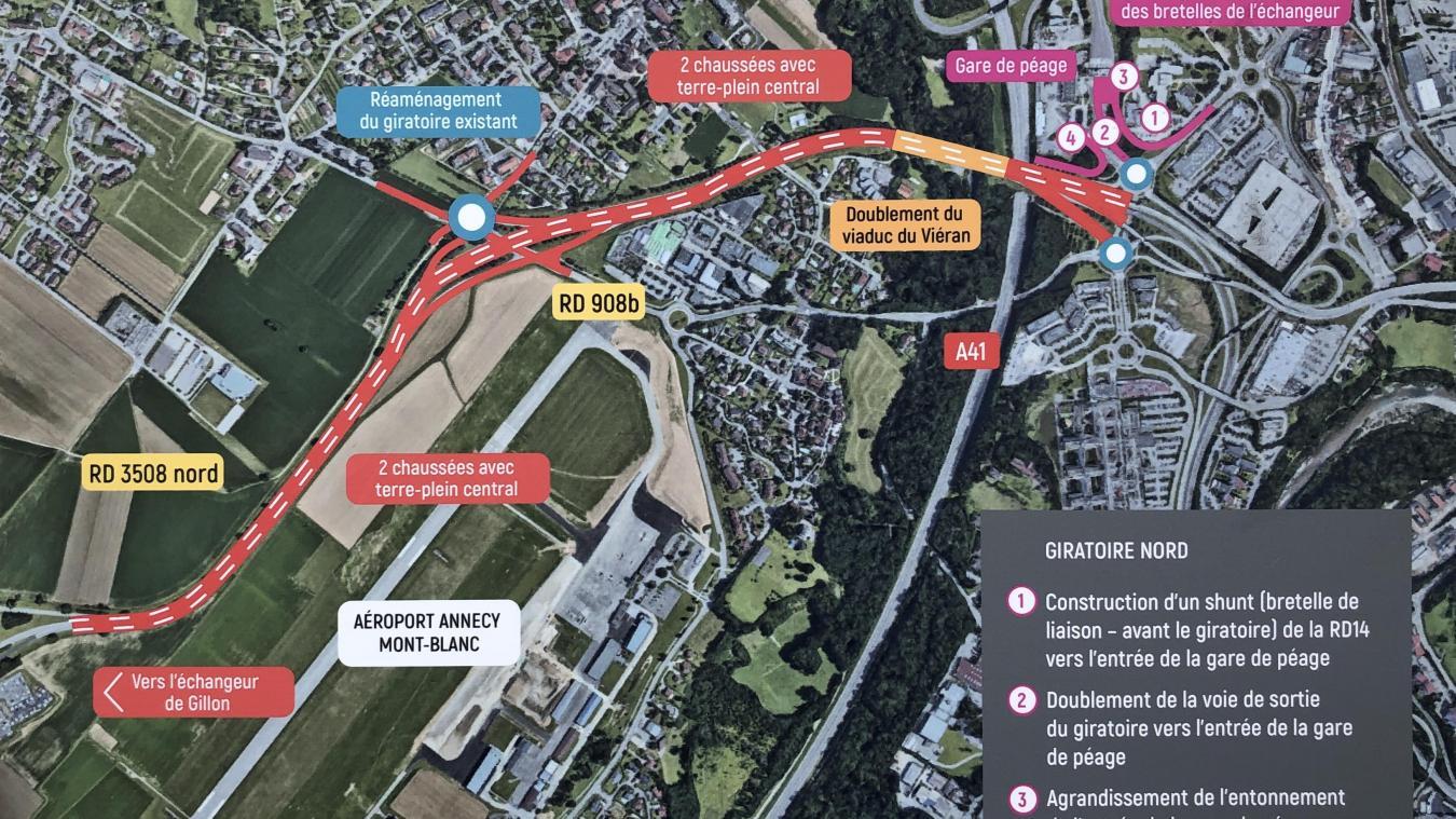 La phase 2 de l'opération s'étalera sur un peu moins de trois ans et concernera une portion de 2,4 kilomètres.