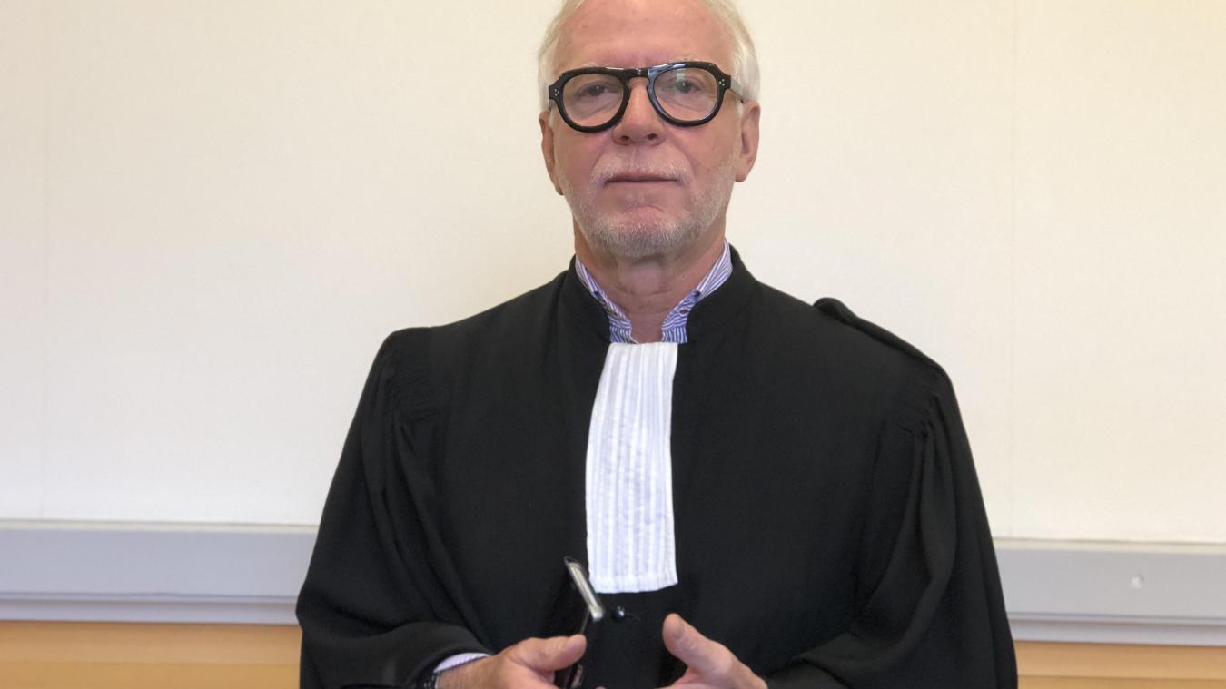 Maître Dufour était chargé de la défense du prévenu.