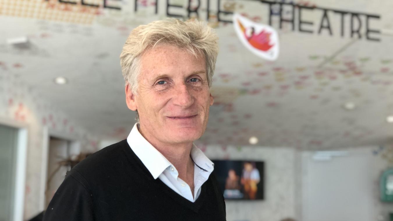 « Nous sommes une scène conventionnée. C'est pour cela que nous avons ce degré d'exigence en termes de propositions », souligne Thierry Macia, directeur de la Maison des arts du Léman.