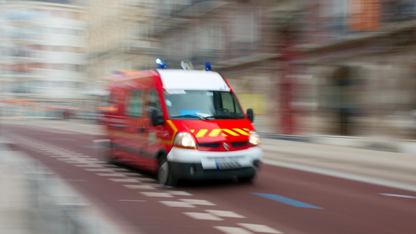 Les pompiers sont intervenus à Villaz, ainsi que le service des eaux du Grand Annecy et l'agence française de la biodiversité. (Photo d'illustration)